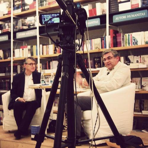 H.R. Patapievici şi Teodor Baconschi