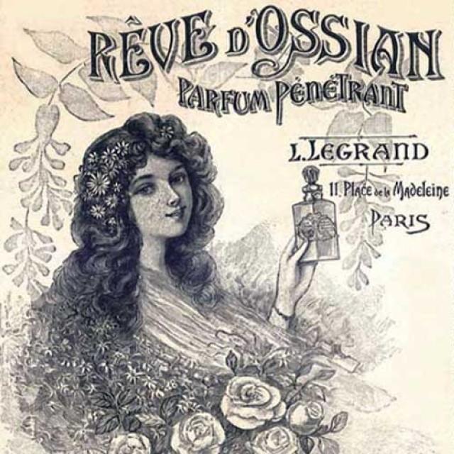 Reve d'Ossian - Parfum Penetrant
