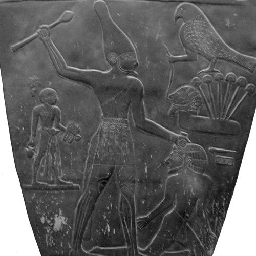 Paleta Narmer