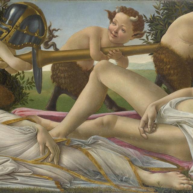 Sandro Botticelli: ceva vechi, ceva nou