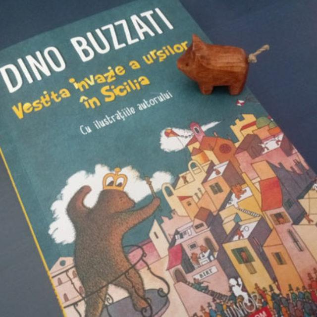 """""""Vestita invazie a urşilor în Sicilia"""": când urşii se omenesc la fel ca porcii lui Orwell"""