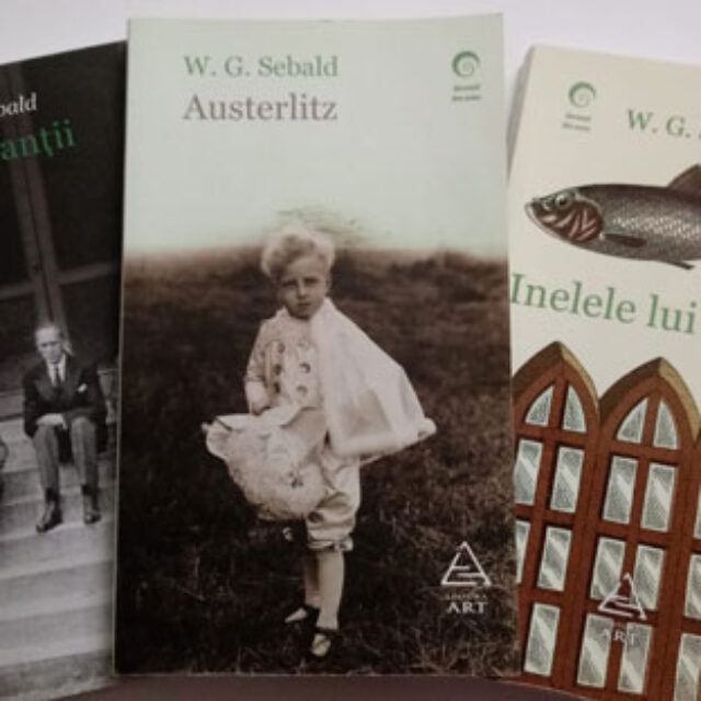 """""""Emigranţii"""", """"Austerlitz"""", """"Inelele lui Saturn"""" – trei cărţi şi toate trei"""