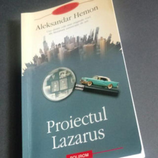 """""""Proiectul Lazarus"""", de Aleksandar Hemon – toate viețile pe care Vladimir Brick le-ar fi putut trăi"""